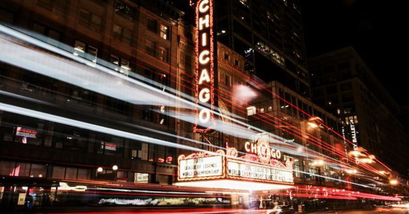 The Chicago Theatre | © Neal Khalawara/Unsplash