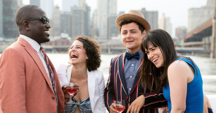 Broad City (Picture by Matthew Peyton)   Courtesy of Comedy Central