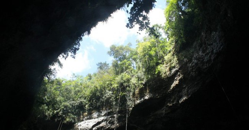 Opening at the Rio Camuy caves | © Tyler S Miller/Flickr