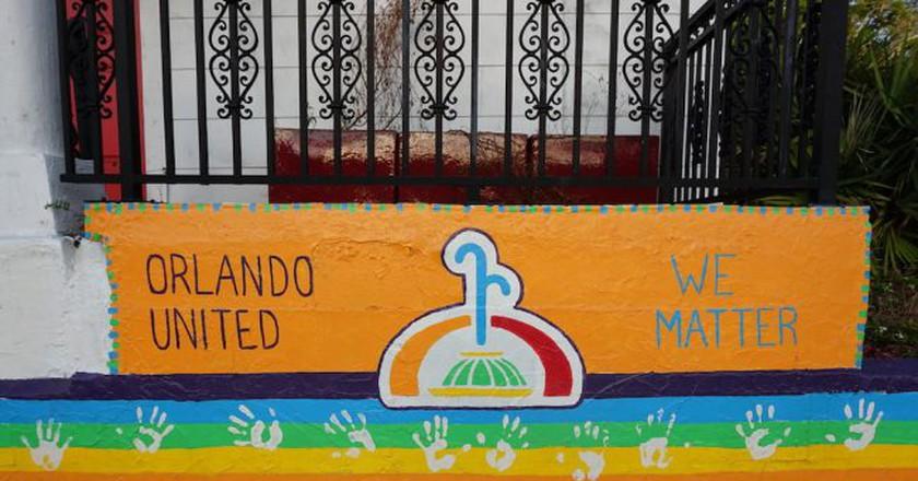 Orlando United  | © Kelsey Glennon