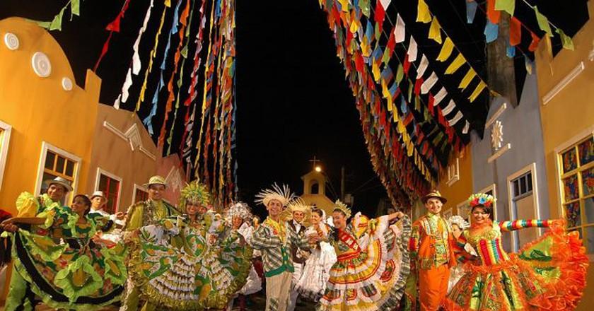 Dance in northeast Brazil | © Pixabay