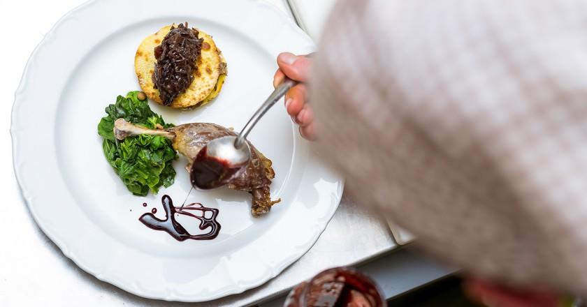 Food   © Albert Chernogorov/pexels