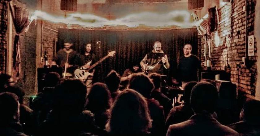 The Jazz en el Pasaje event in Buenos Aires   Courtesy of Distrito POMO