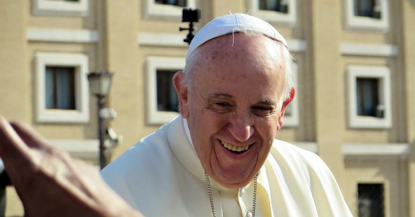 Pope Francis © Pixabay