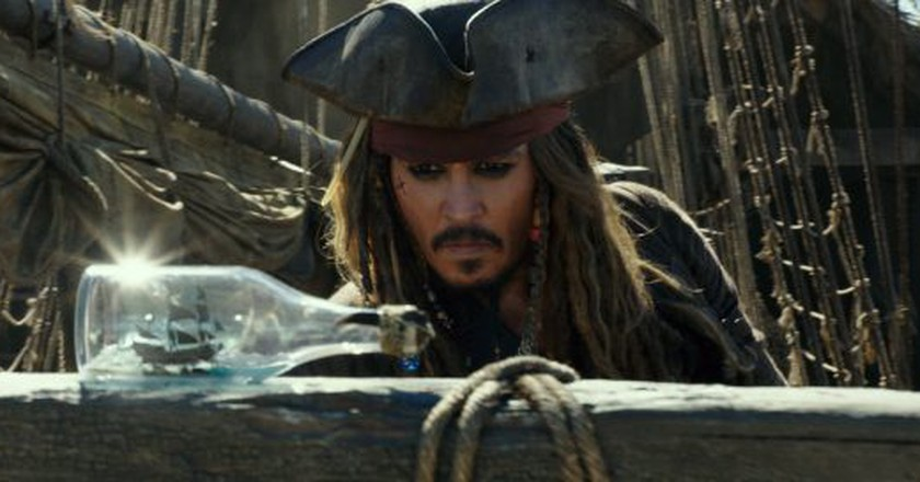 Pirates of the Caribbean   © Disney Enterprises, Inc.