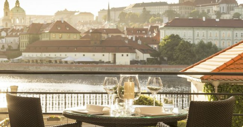 Courtesy of Four Seasons Hotel Prague