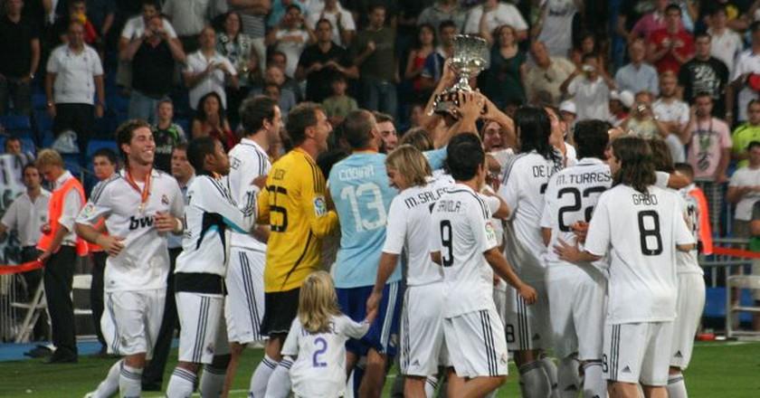 Real Madrid   © Juan Fernández/Wikipedia