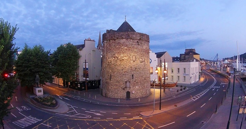 Reginalds Tower, Waterford | © Vadrefjord / WikiCommons