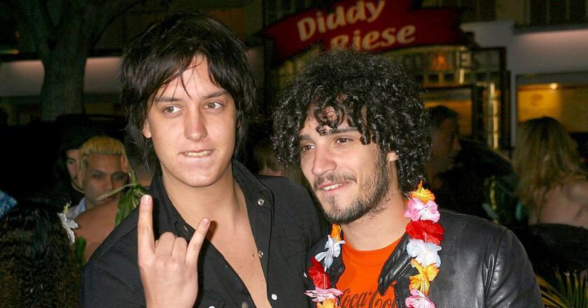 Julian Casablancas and Fabrizio Moretti of The Strokes | © Startraks Photo/REX/Shutterstock