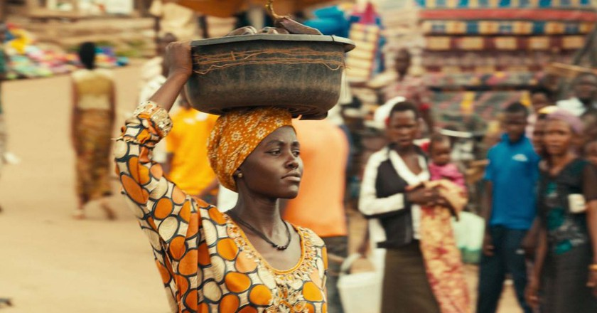 The Queen of Katwe © Disney/Kobal/REX/Shutterstock