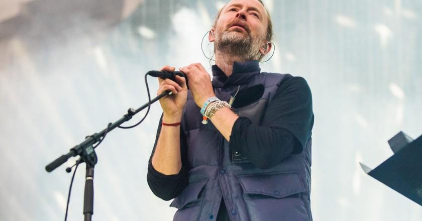 Thom Yorke | © ddp USA/REX/Shutterstock