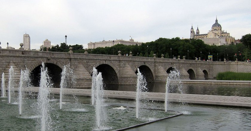 The origins of Madrid's name date back to Prehistoric times and have to do with the Manzanares River | © FDV/Wikipedia
