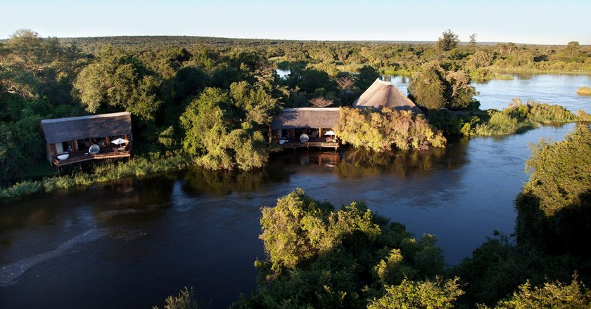 Royal Chundu Island Lodge, Zambia | © Royal Chundu