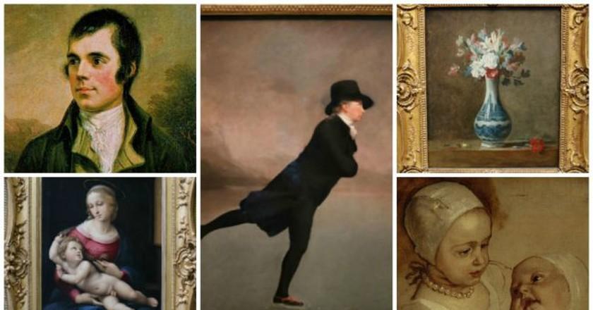 10 Artworks You Must See in Edinburgh