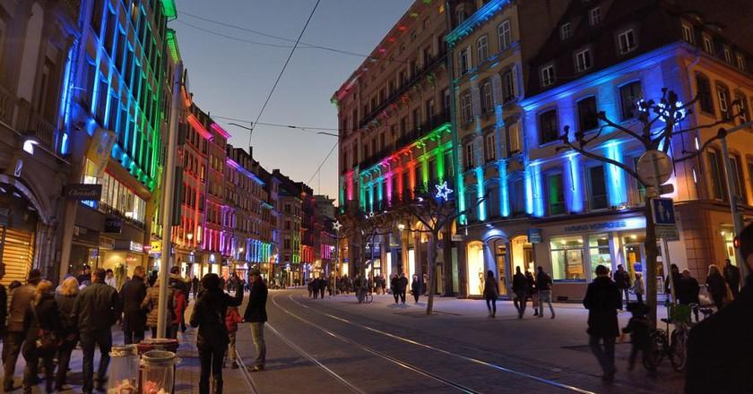 Rue de la Mésange | ©Tristan Schmurr/Wikicommons