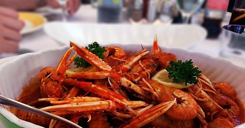 Dig in to tasty shellfish I © infinitecroatia/Pixabay