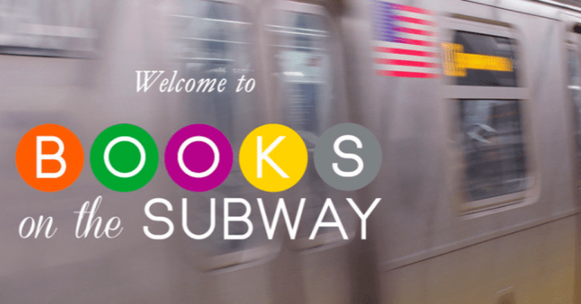 @ Books on the Subway