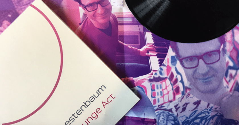 Image of Wayne Koestenbaum's 'Lounge Act' courtesy of Ugly Duckling Presse Records