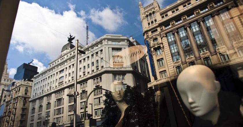 Get ready to shop in Barrio de Salamanca   © Madrid Destino Cultura Turismo y Negocio