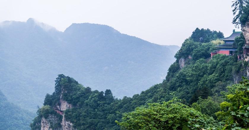 Wudang Shan © Pavel Dvorak Jr / Shutterstock