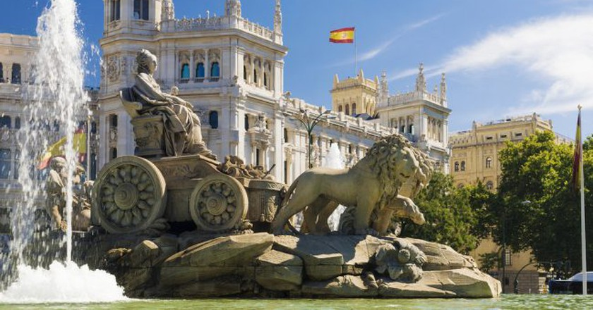 Check out this tour of Madrid with Instagram photos   © dimbar76 / Shutterstock