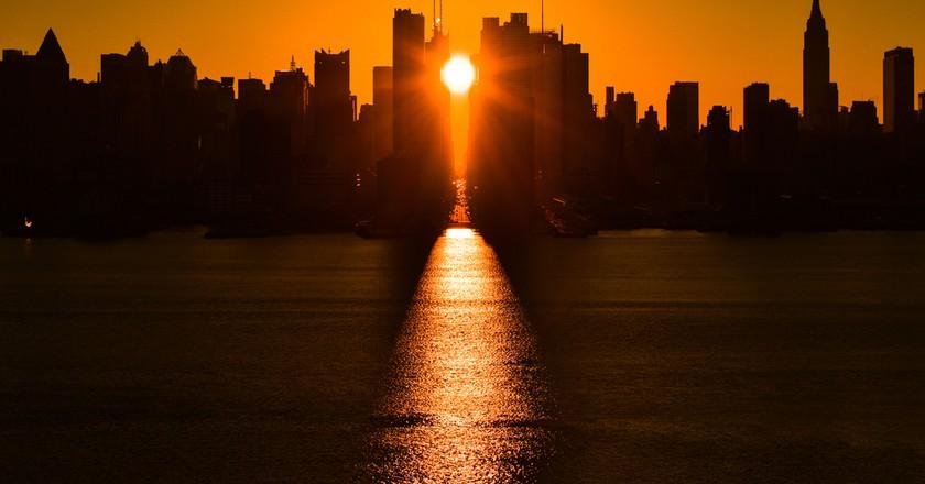 Manhattanhenge | © Hit1912/Shutterstock