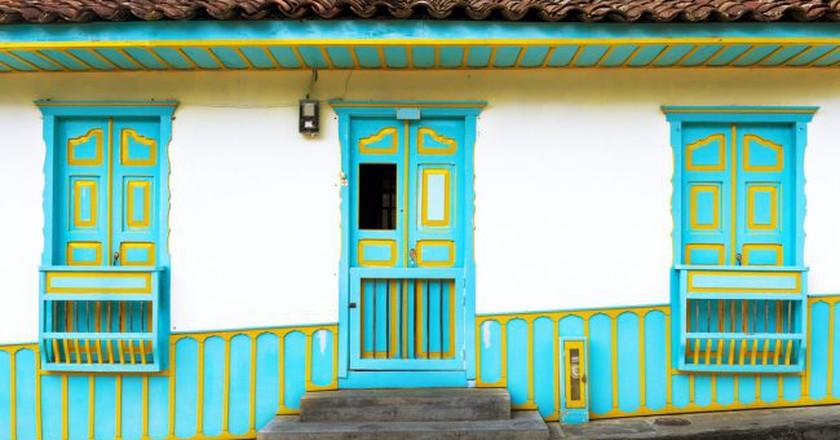 Salento, Colombia   © Peek Creative Collective/Shutterstock