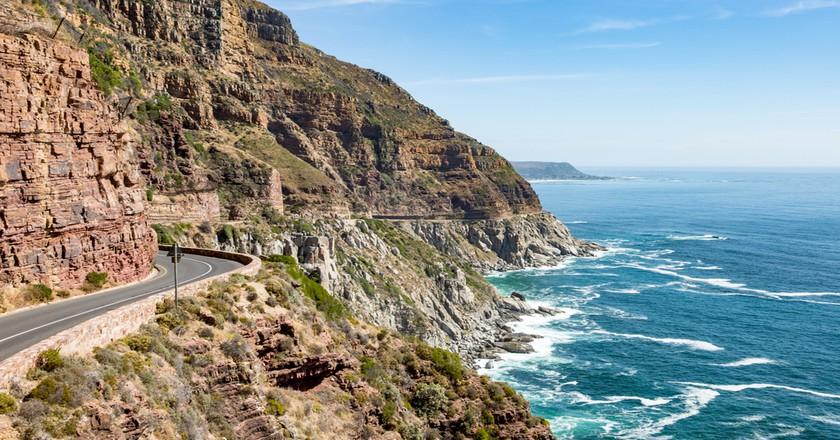 Chapman's Peak Drive © razzel/Shutterstock