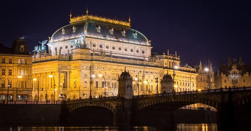 National Theater   | © Vladimir Muller / Shutterstock