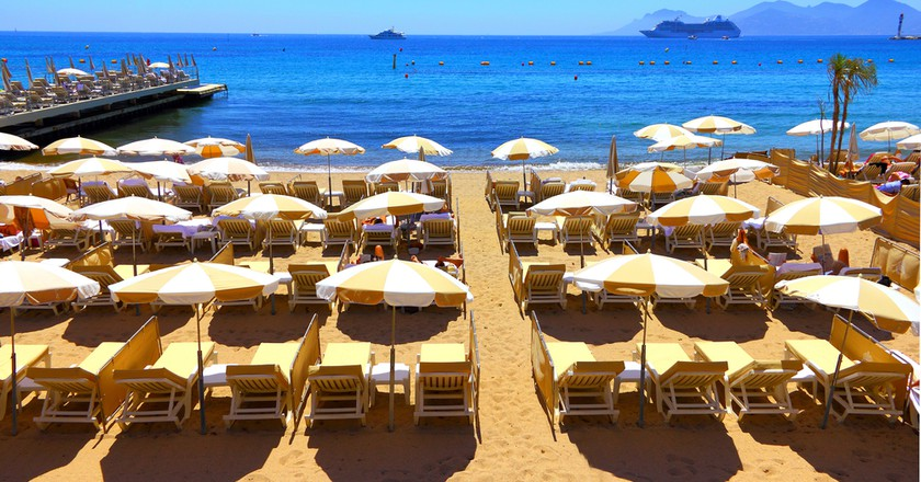 The Most Beautiful Beaches in Cannes