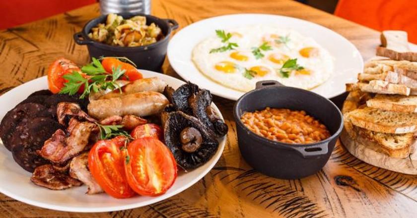 Social Breakfast at Gas Street Social | © Gas Street Social/Facebook
