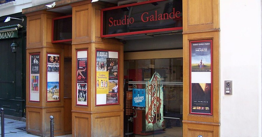 Studio Galande │© LPLT / Wikimedia Commons