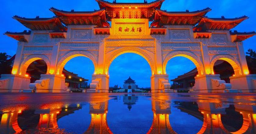 Taipei, Taiwan | © tingyaoh / Pixabay
