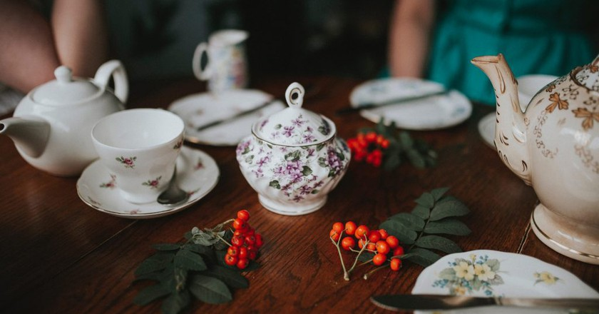 Tea tasting is becoming popular in South Africa and there are many different venues to enjoy the pastime   ©Anete Lūsiņa/Unsplash