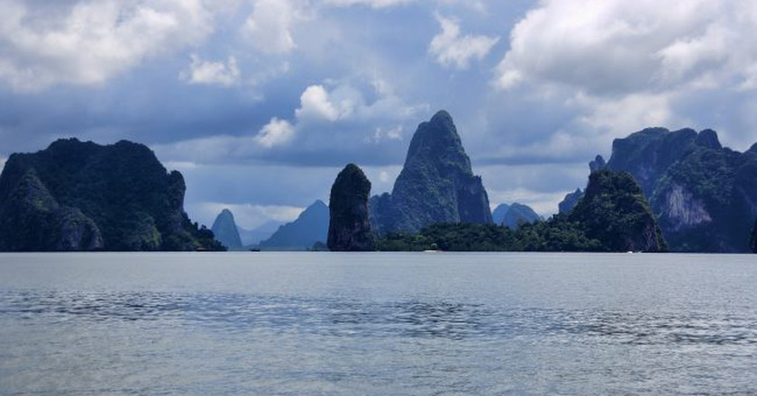 Thailand, Sea  | © Courtesy of schaerfsystem/Pixabay
