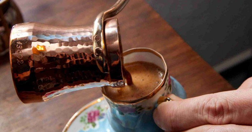 Turkish Coffee | © Eaeeae/ Wikimedia Commons
