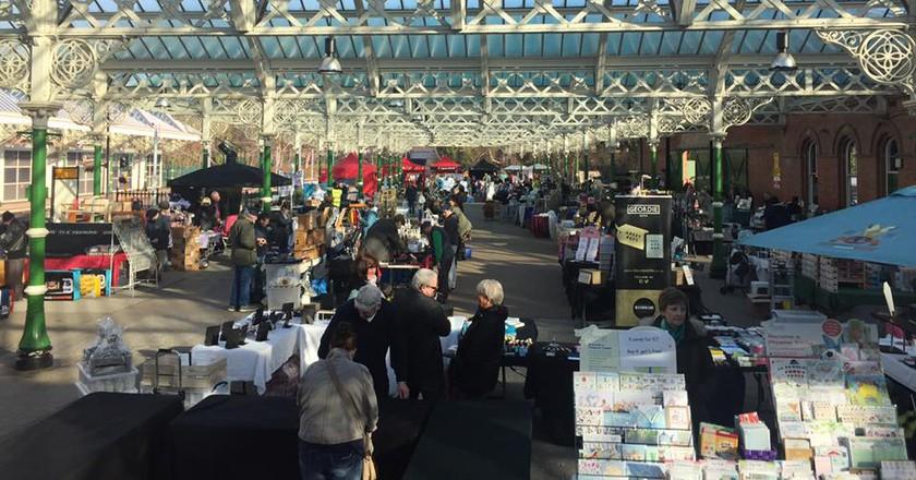 Tynemouth Flea Market   © Tynemouth Markets/Facebook