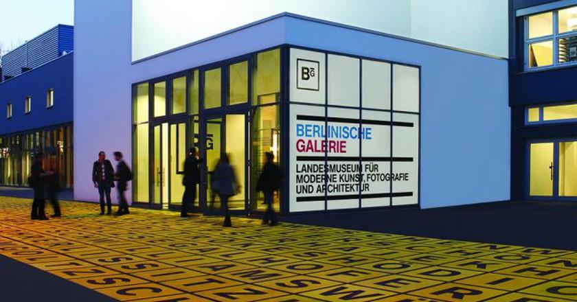 Berlinische Galerie | © Nina Straßgütl/ Berlinische Galerie