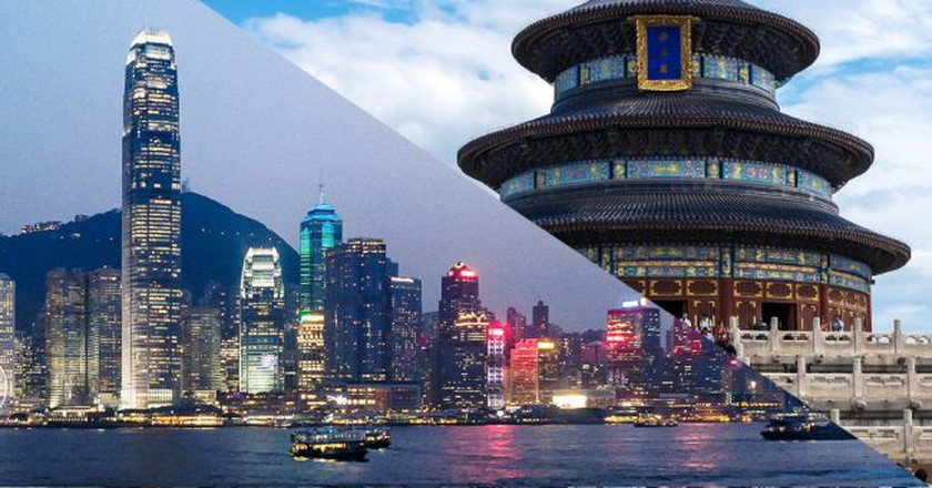 """<a href=""""https://www.flickr.com/photos/gusjer/29902110640/"""">Hong Kong skyline  