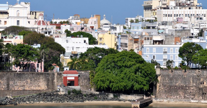 View of San Juan | © James Willamor/Flickr