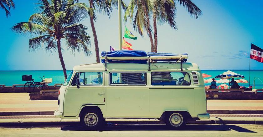 VW Camper   © Unsplash