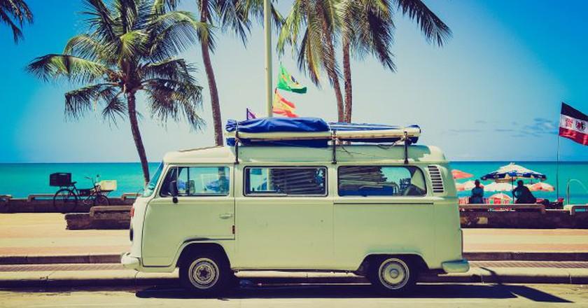 VW Camper | © Unsplash
