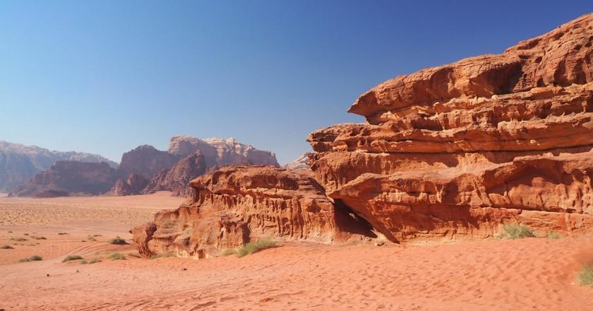 Wadi Rum Jordan | © pablosuka / Pixabay