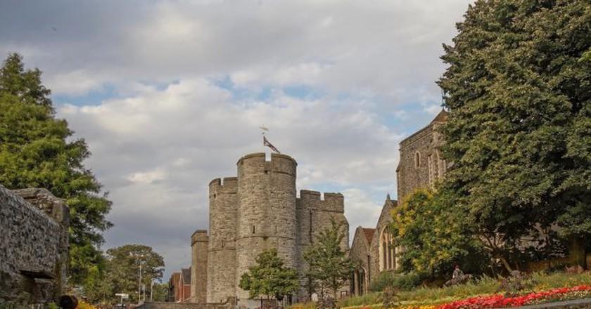 Canterbury   © WolfBlur/Pixabay