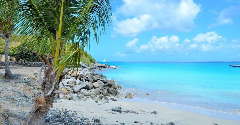 Martinique Beach   © Nadine Doerlé/ Pixabay