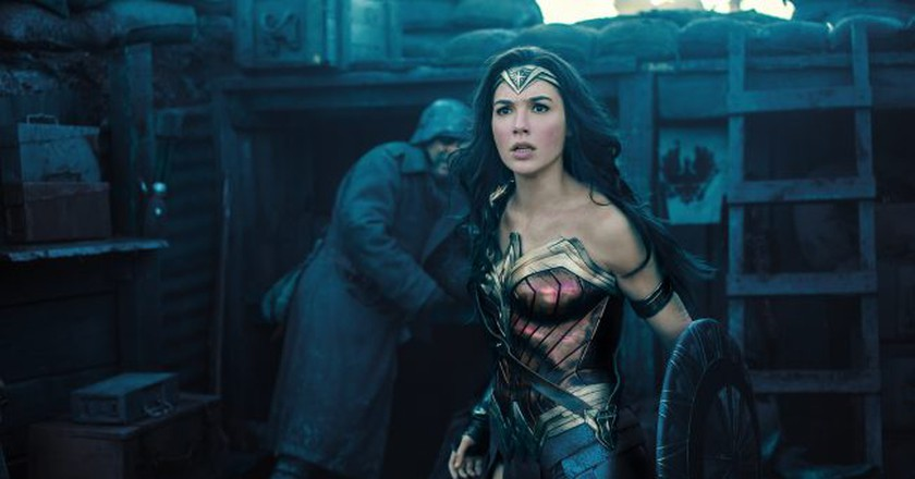 Gal Gadot in 'Wonder Woman'   © Warner Bros.