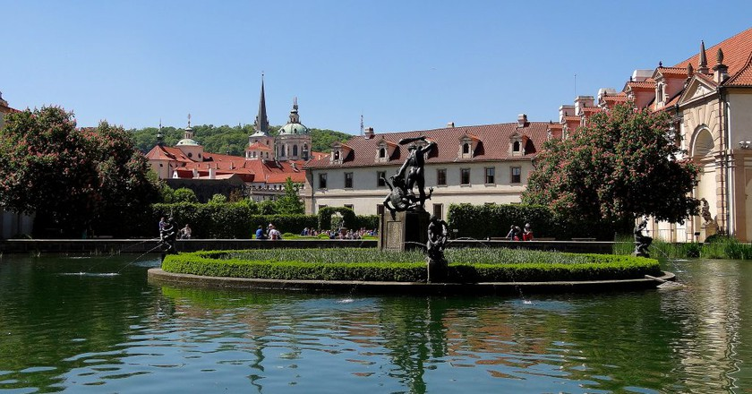Wallenstein Garden - Hercules' Fountain | © Yannick Loriot/Flickr