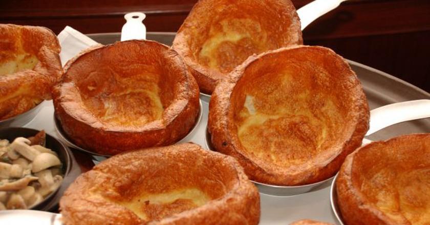 Yorkshire Puddings   © Ming-yen Hsu / Flickr