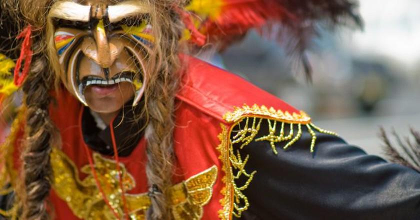 Parade in Bolivia  | © hydropeek/Flickr