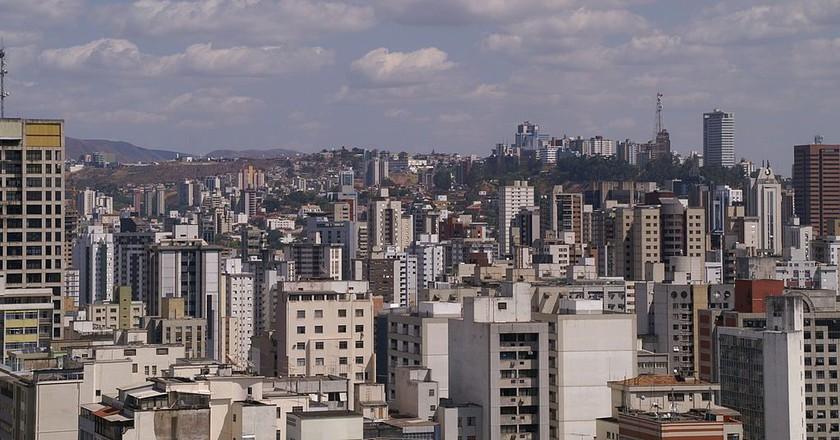 Belo Horizonte | © Benjamin Thompson/WikiCommons